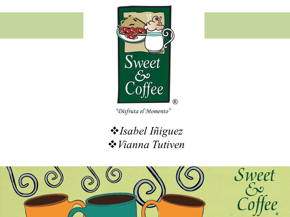 Estrategia de expansión Para que Sweet and Coffee pueda conservar su estrategia y su expansión como franquicia debe seguir trabajando en el café ecuatoriano con sus caficultores y reservas de café en Ecuador.