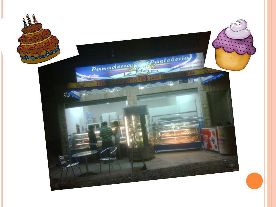MISION Proveer a nuestros clientes con excelente calidad, servicio y honestidad; productos de panadería pastelería, cafetería y refrigerios en general.