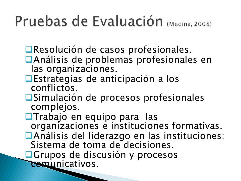 Resolución de casos profesionales. Análisis de problemas profesionales en las organizaciones. Estrategias de anticipación a los conflictos. Simulación