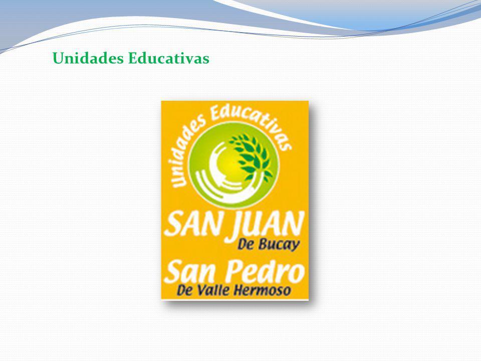 Unidades Educativas