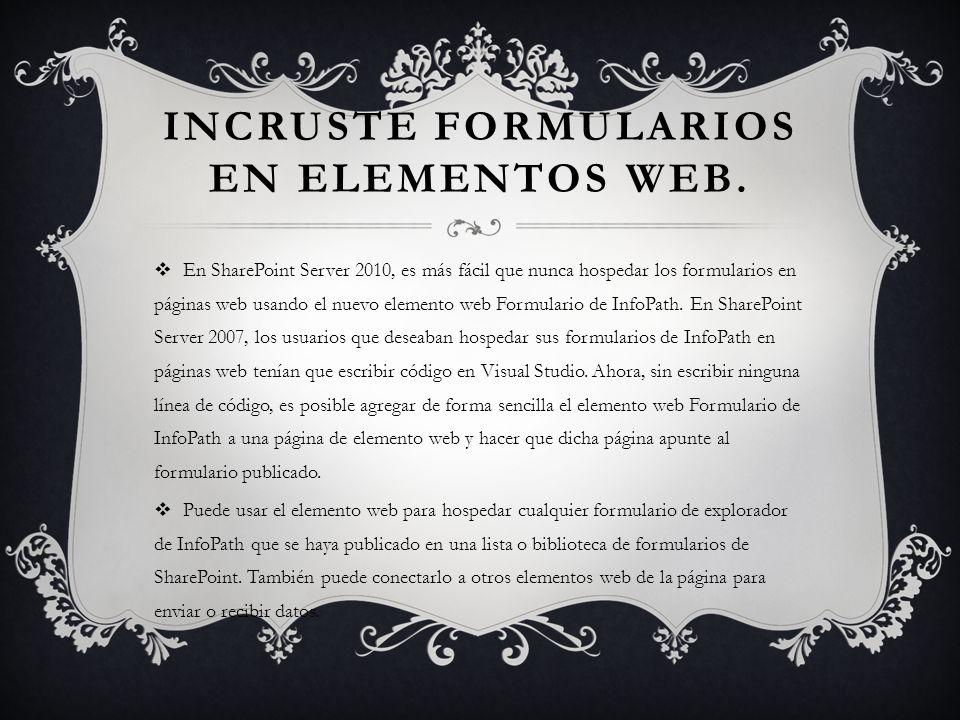 CONECTE FORMULARIOS CON INFORMACIÓN DE LÍNEA DE NEGOCIO Y SERVICIOS WEB REST.