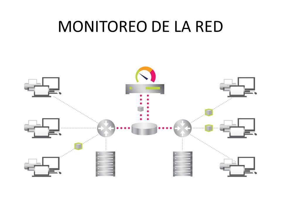 MONITOREO DE LA RED