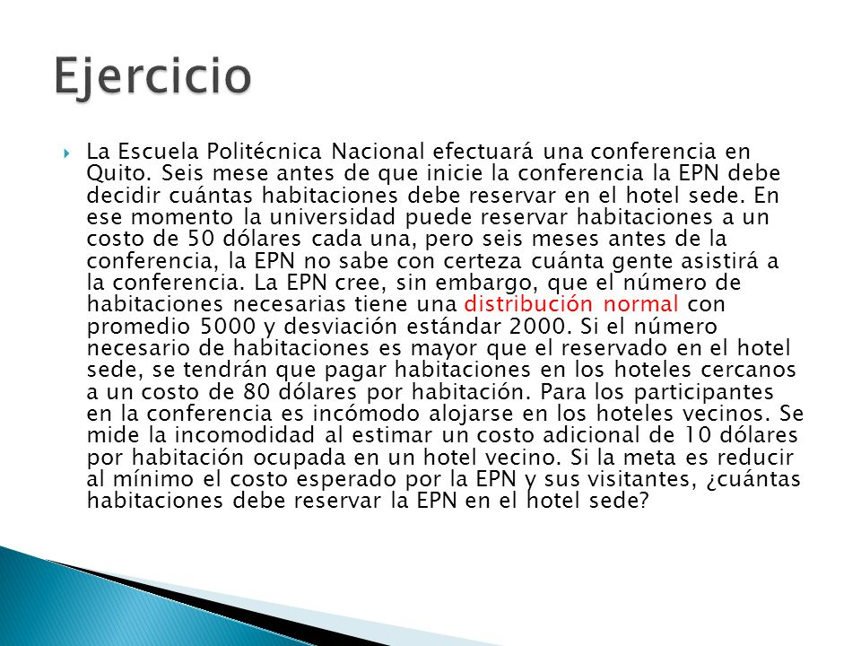 La Escuela Politécnica Nacional efectuará una conferencia en Quito.