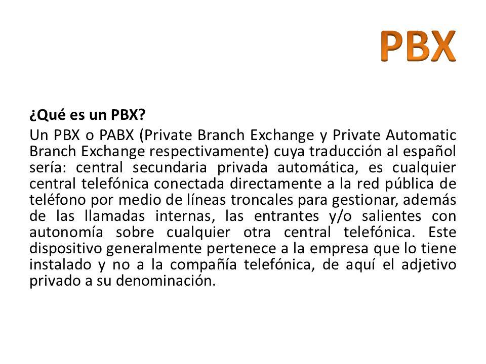 Asterisk es tanto una plataforma de telefonía como una centralita software (PBX) de código abierto.