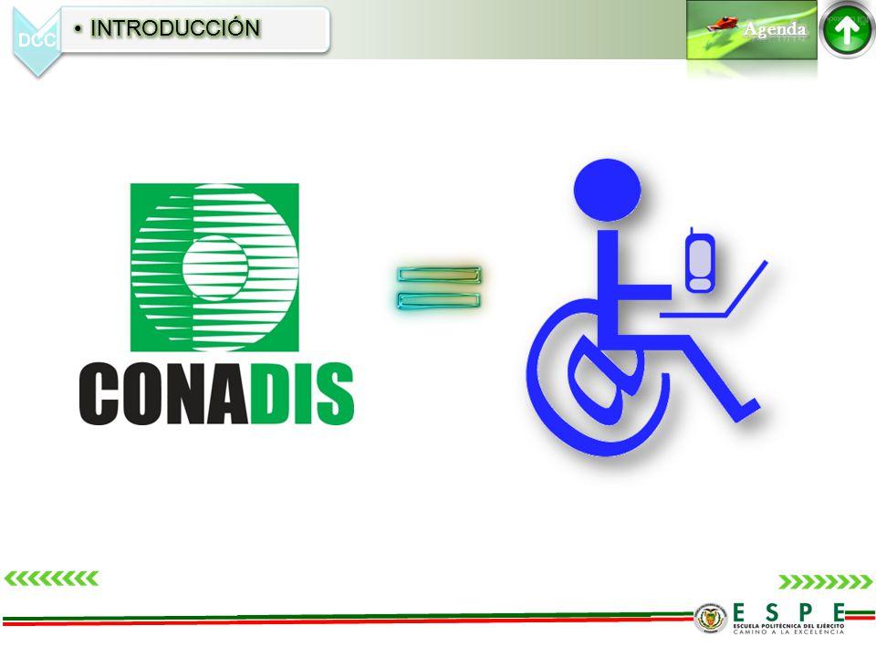 Concepto de accesibilidad web en Ecuador no explotado.