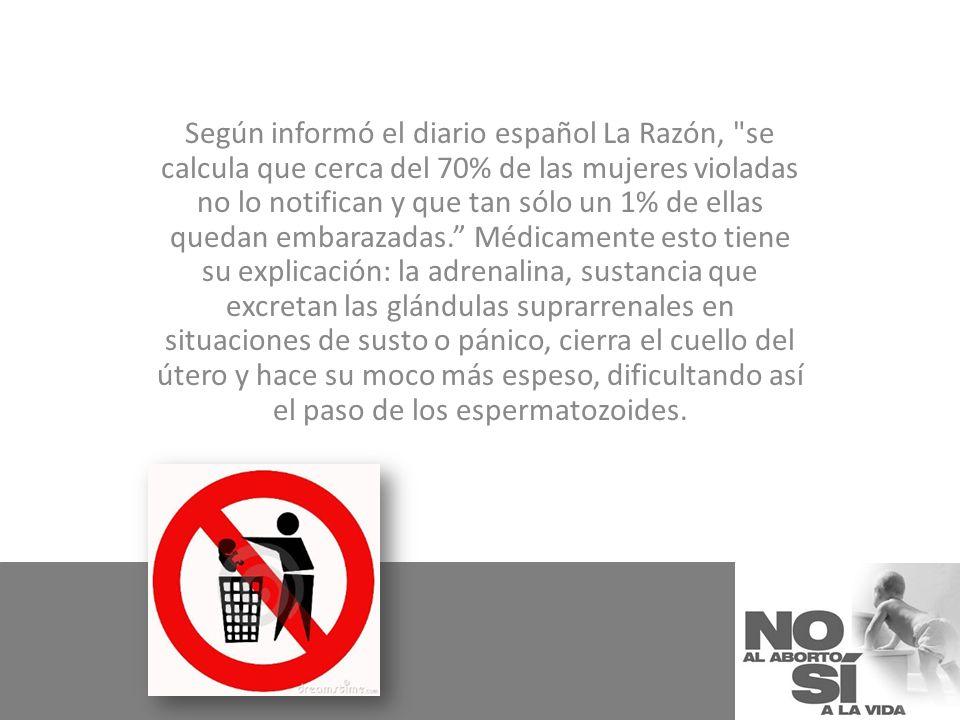 Según informó el diario español La Razón,