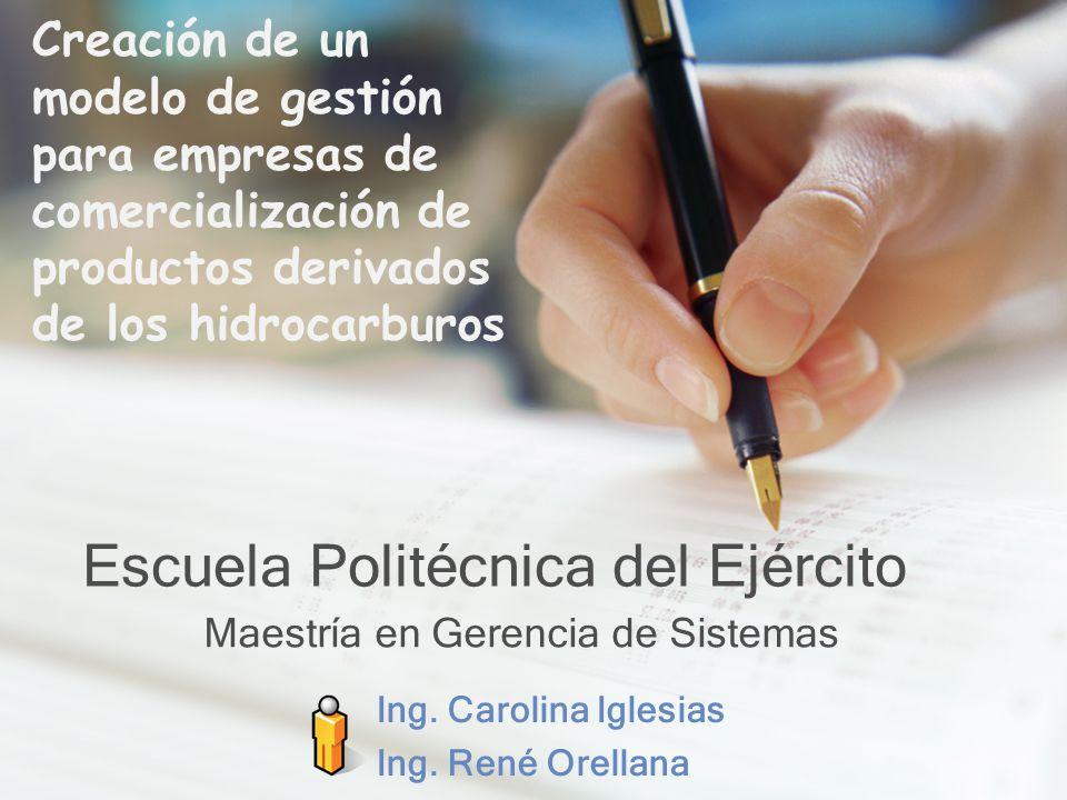 Definición del Modelo de Gestión Estratégico (2/8) Misión: Ofrecer productos y servicios de calidad y cantidad, basados en criterios de eficiencia y eficacia, contando con personal capacitado y la mejor tecnología para satisfacer las necesidades del cliente y apoyar el desarrollo económico del país Visión: Ser una empresa competitiva en la distribución de combustibles en el sector suroriental del cantón Quito, reconocida por la excelencia en la prestación del servicio en la cantidad, calidad del producto y la atención oportuna y personalizada al cliente Principios definidos: Calidad de Servicio Profesionalismo Eficiencia Seguridad Innovación Valores definidos: Honestidad Responsabilidad Ética Confiabilidad Respeto