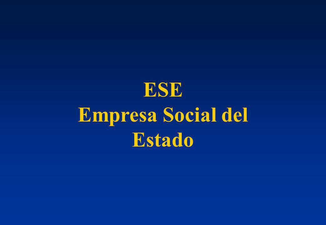 ESE Empresa Social del Estado