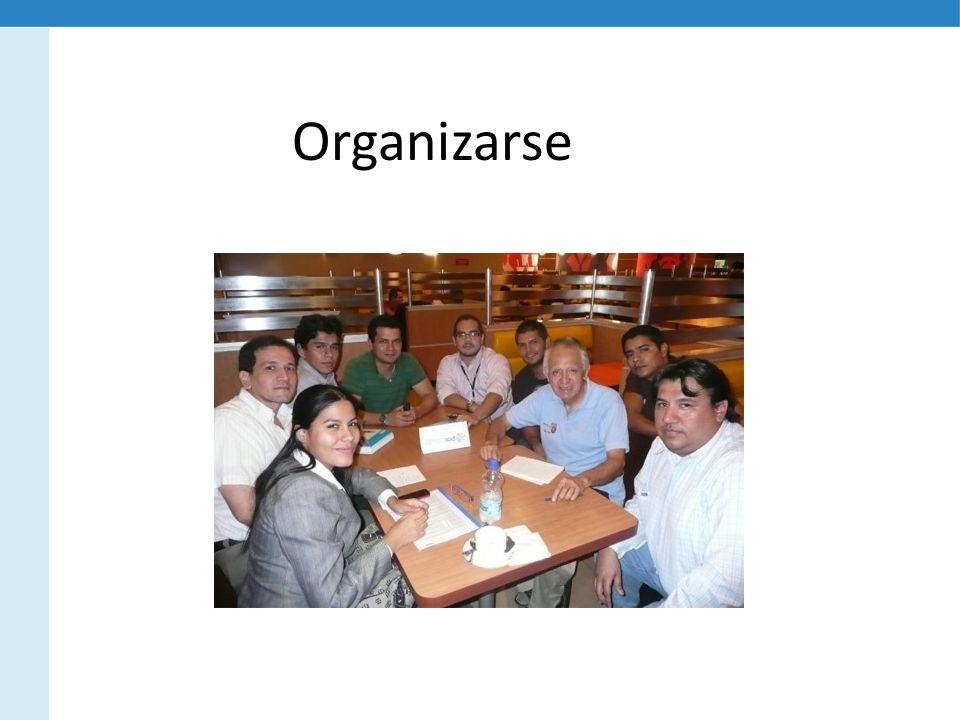 Organizarse