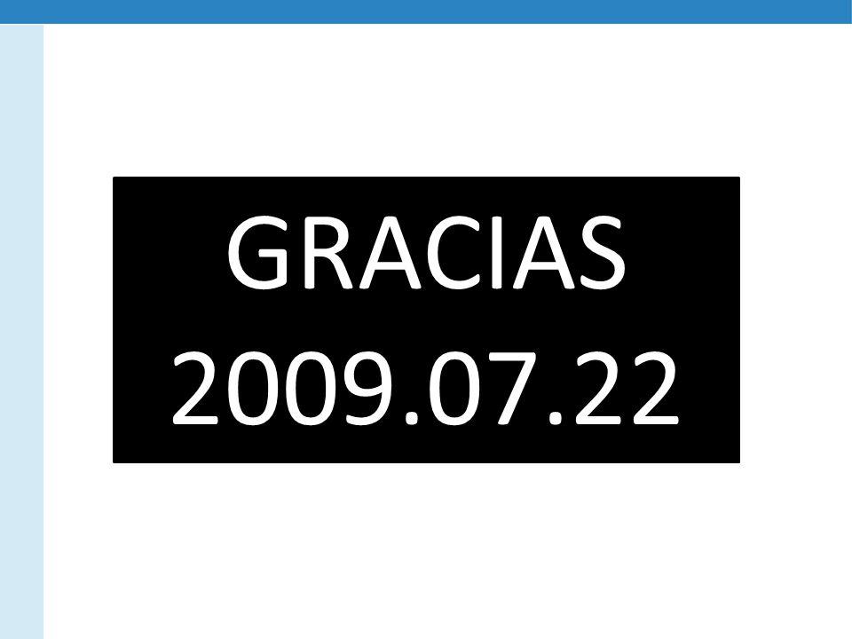 GRACIAS 2009.07.22