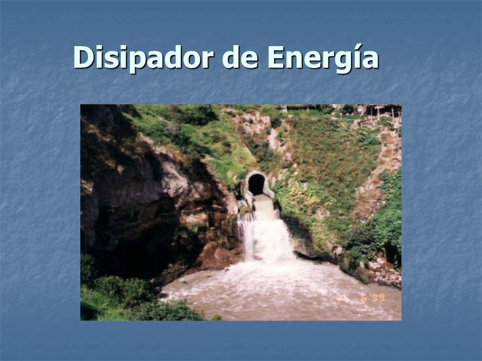 Disipador de Energía