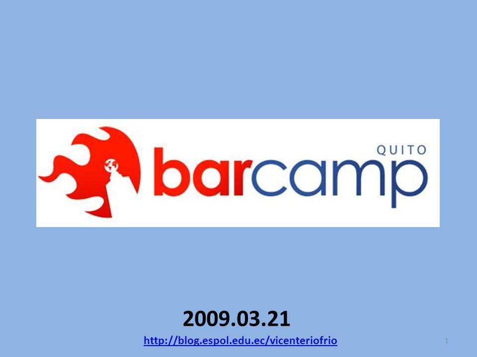 2009.03.21 1 http://blog.espol.edu.ec/vicenteriofrio