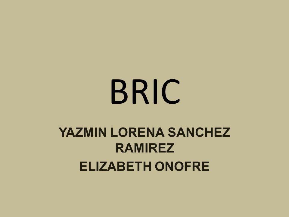 BRIC YAZMIN LORENA SANCHEZ RAMIREZ ELIZABETH ONOFRE