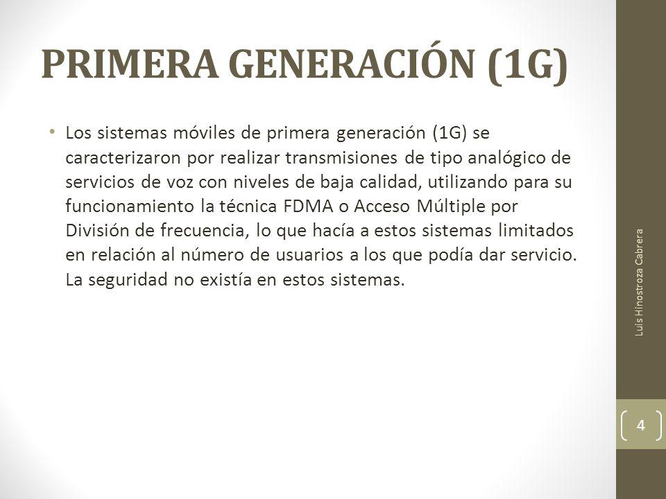 CUARTA GENERACIÓN (4G) 4G son las siglas de la cuarta generación de tecnologías de telefonía móvil.