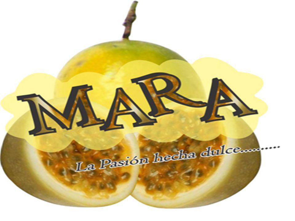 Satisfaciendo las necesidades de un público desatendido nace Mara, un dulce cremoso con exquisito sabor a maracuyá, que es rico en nutrientes y vitaminas.