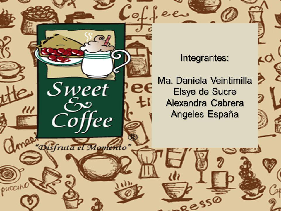 SWEET & COFFEE ESTRATEGIAS DE SERVICIO La competencia contaba con suvenires, Sweet & coffee no se quedó atrás le dio el toque Ecuatoriano a sus suvenires.