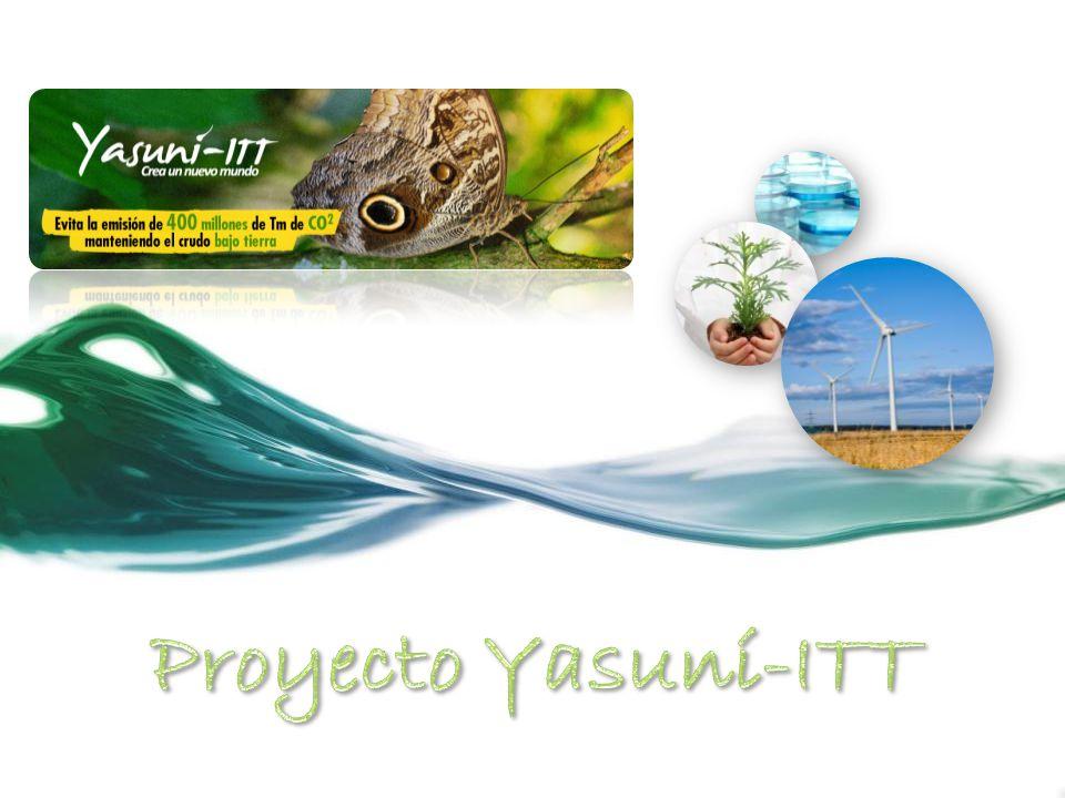¿Qué es el proyecto Yasuní-ITT.