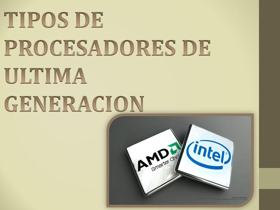 PROCESADORES INTELPROCESADORES AMD AMD 4x4 – Uno de los sistemas más fascinantes que salió este año es el procesador AMD Athlon, apodado el 4x4.