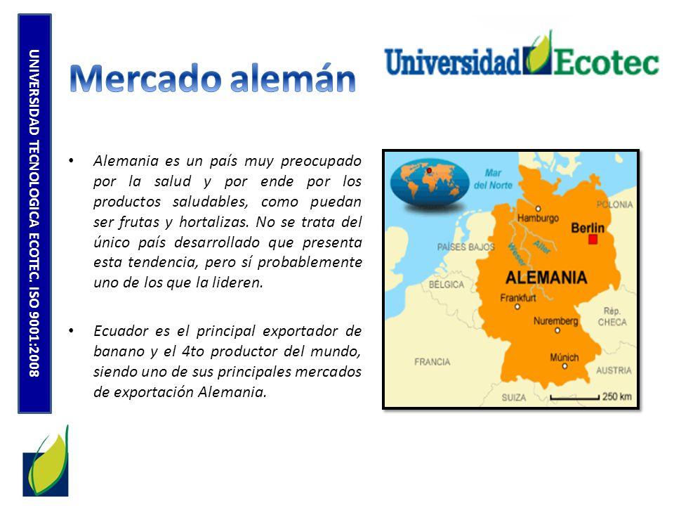 UNIVERSIDAD TECNOLOGICA ECOTEC.ISO 9001:2008 Las exportaciones no generan tributos o impuestos.