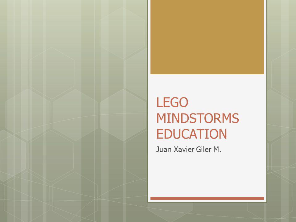 Qué es Lego Mindstorms Lego Mindstorms es un juego de robótica para niños fabricado por la empresa Lego, el cual posee elementos básicos de las teorías robóticas, como la unión de piezas y la programación de acciones, en forma interactiva.