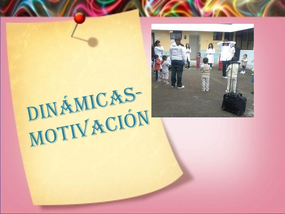 Dinámicas- Motivación