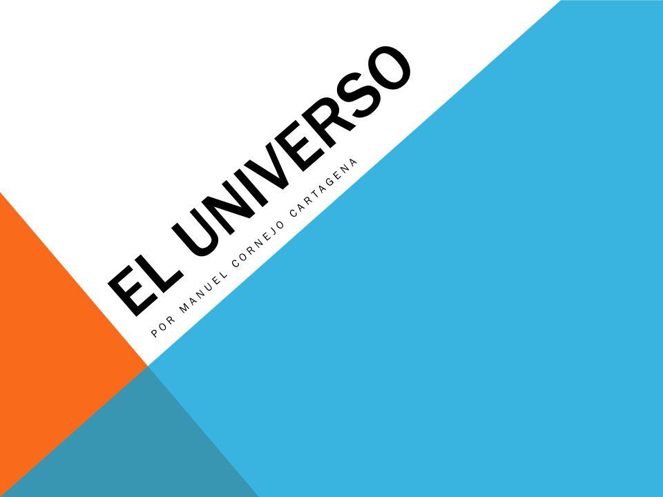 EL UNIVERSO POR MANUEL CORNEJO CARTAGENA