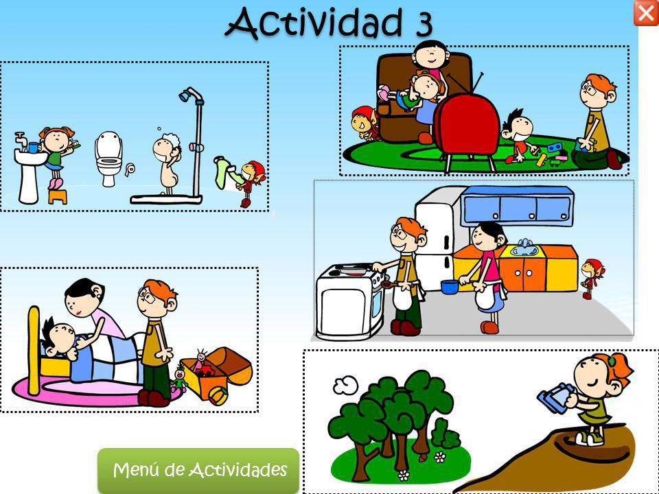Actividad 2 Actividad 2 Actividad 2 Actividad 2 Menú de Actividades