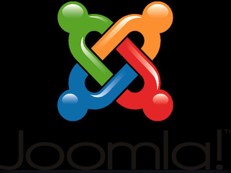 CONCEPTO Joomla.es una sistema web de gestión de contenidos o C.M.S.