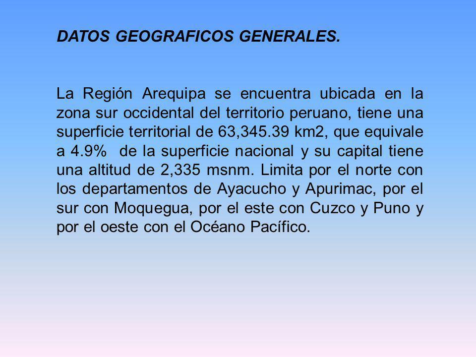 2.3.1 CONSULTA EXTERNA : En nuestra Región la morbilidad general según consulta externa en los establecimientos de salud el 68.8% tiene como causa a 10 patologías.