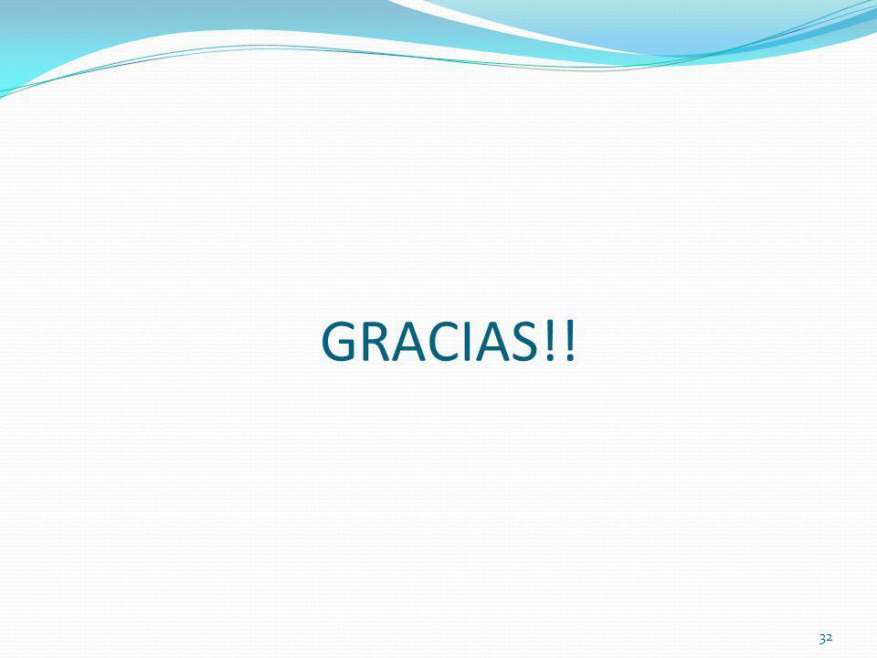 GRACIAS!! 32