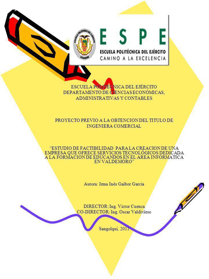 AGENDA Objetivos Estudio de Mercado Estudio Técnico Estudio Organizacional Estudio Financiero Conclusiones y Recomendaciones