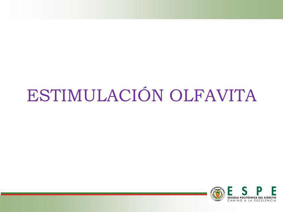 ESTIMULACIÓN OLFAVITA