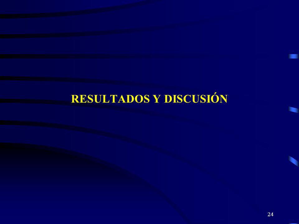 24 RESULTADOS Y DISCUSIÓN