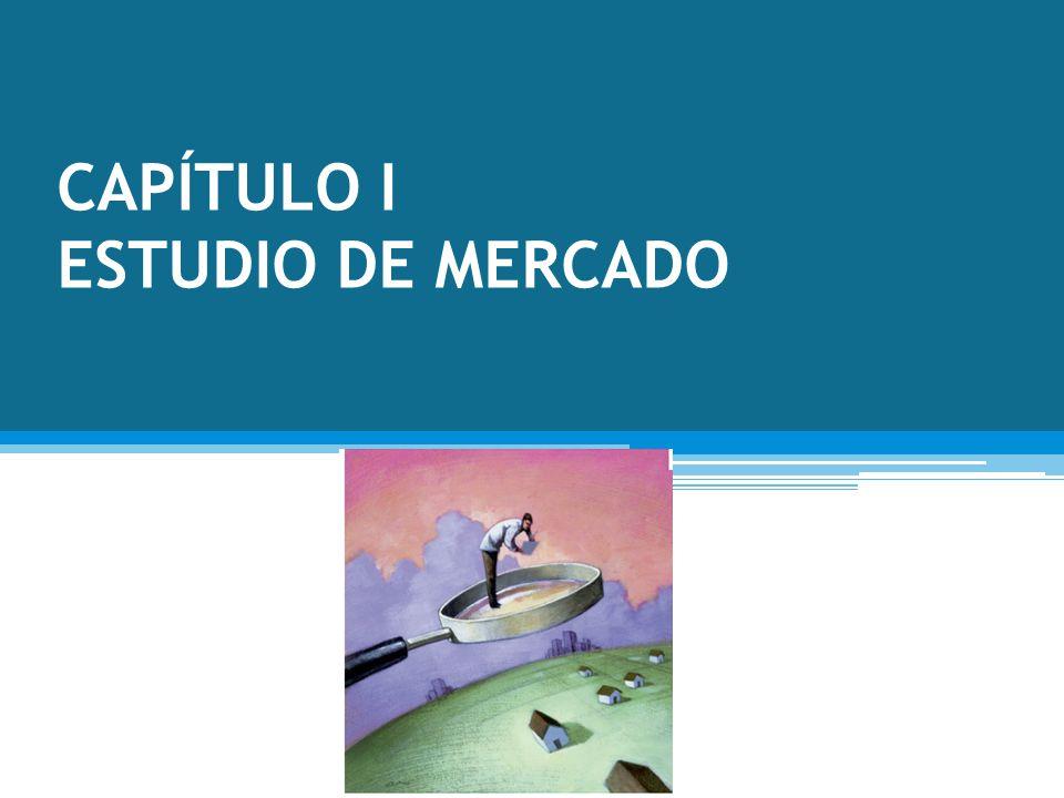 ESTUDIO DE MERCADO Bienes y servicios Obtener información Aceptación/NegaciónPotenciales Clientes Procesados (herramientas) Obtener datos