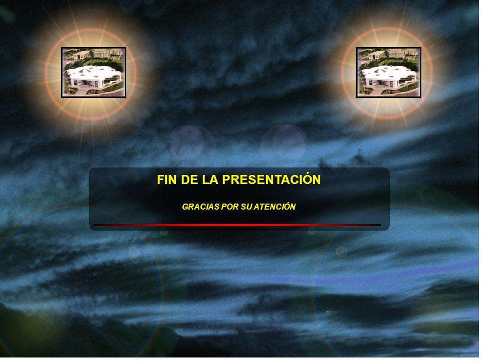 18 FIN DE LA PRESENTACIÓN GRACIAS POR SU ATENCIÓN