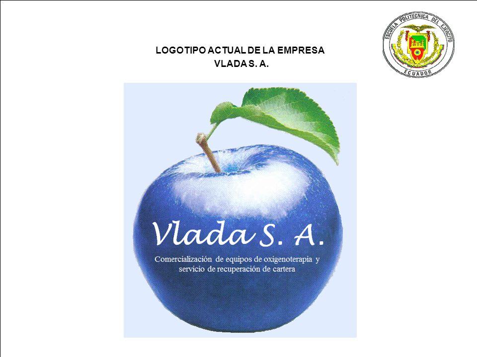 ® CIMAT - III Simposio Metodologia Seis Sigma 2007 Pagina 39 Logo Empresa Logotipo anterior de VLADA S.