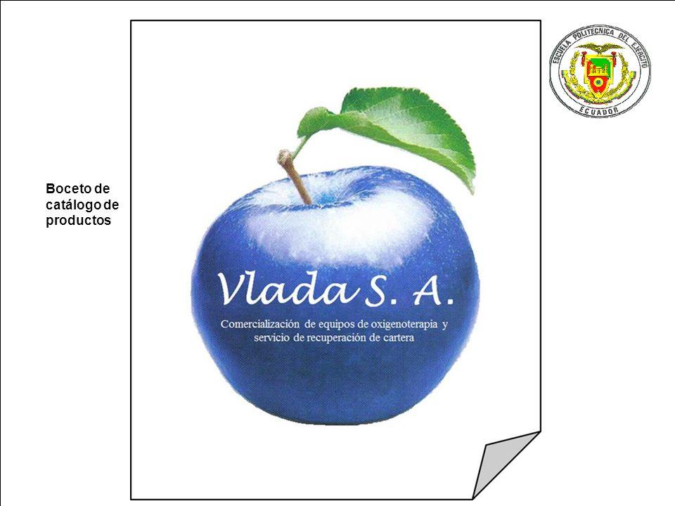 ® CIMAT - III Simposio Metodologia Seis Sigma 2007 Pagina 46 Logo Empresa Elementos adicionales: Marca: la marca de los productos de oxigenoterapia será patentada.