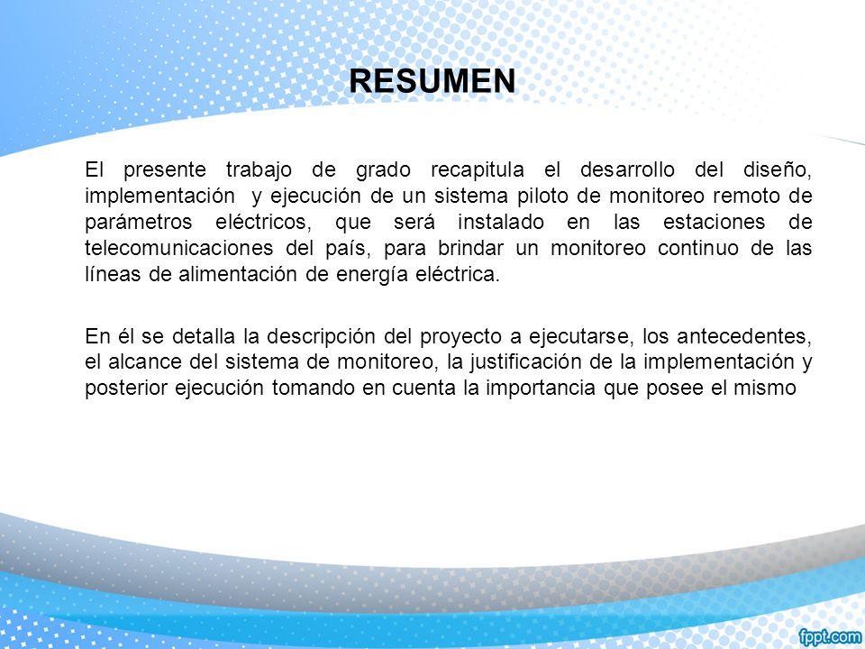 DISEÑO DE LA ARQUITECTURA DEL HARDWARE DEL SISTEMA