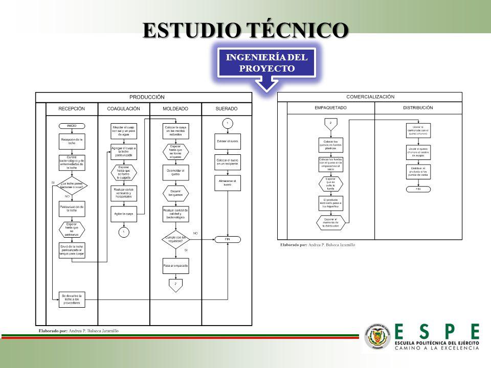 ESTUDIO TÉCNICO INGENIERÍA DEL PROYECTO