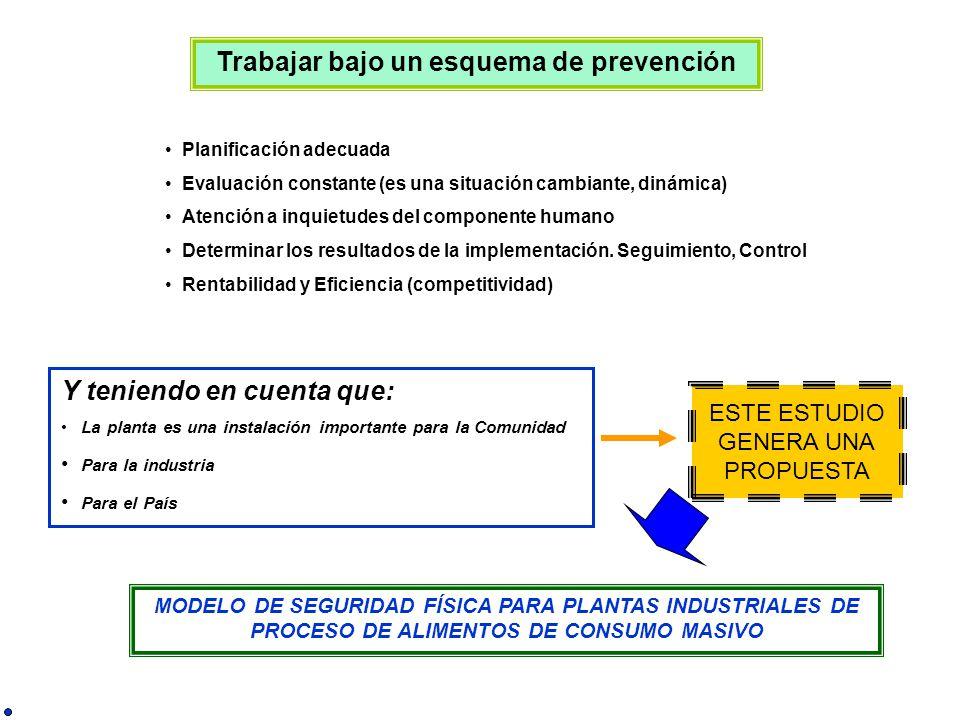 Trabajar bajo un esquema de prevención Planificación adecuada Evaluación constante (es una situación cambiante, dinámica) Atención a inquietudes del componente humano Determinar los resultados de la implementación.