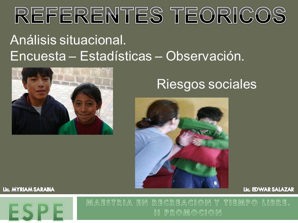 Trabajo infantil Recreación, ocio y desarrollo humano