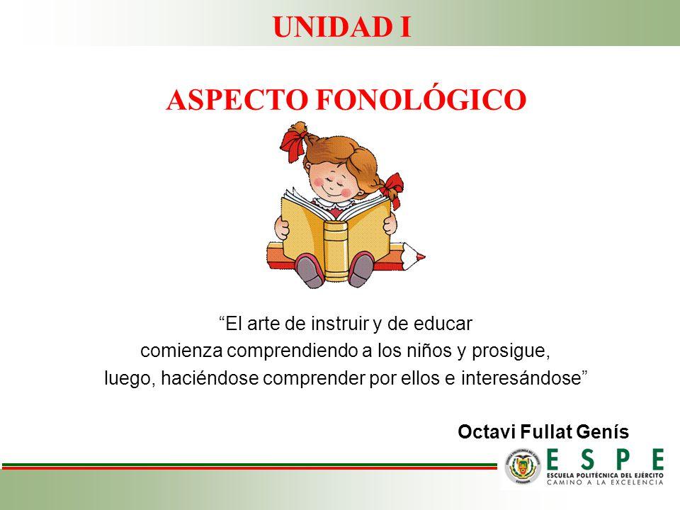 El arte de instruir y de educar comienza comprendiendo a los niños y prosigue, luego, haciéndose comprender por ellos e interesándose Octavi Fullat Ge