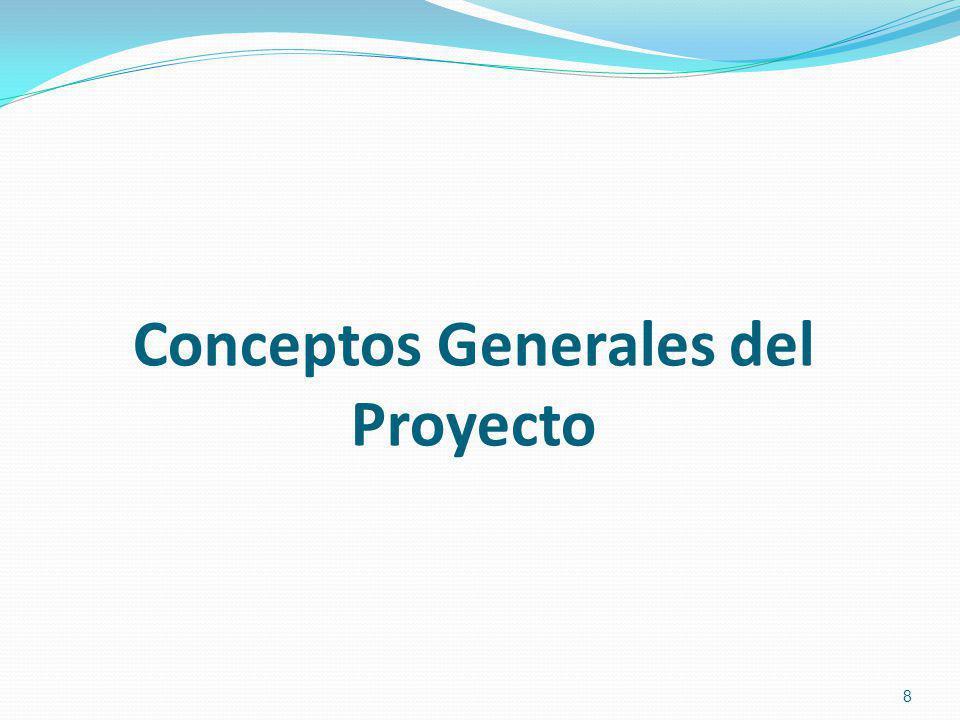 Conceptos Generales del Proyecto 8