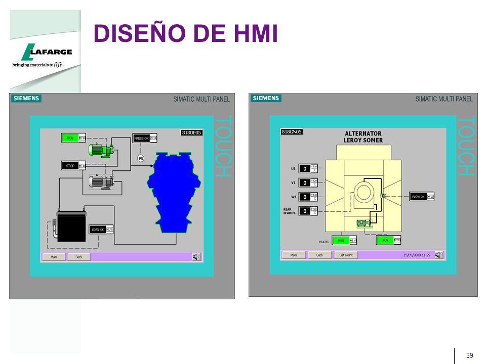 39 DISEÑO DE HMI