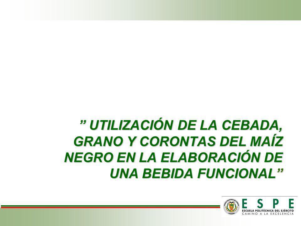 Introducción De los 15 millones de litros tipo refrescos que se consumen en Ecuador, 6,1 millones corresponden al segmento de jugos naturales o néctares.