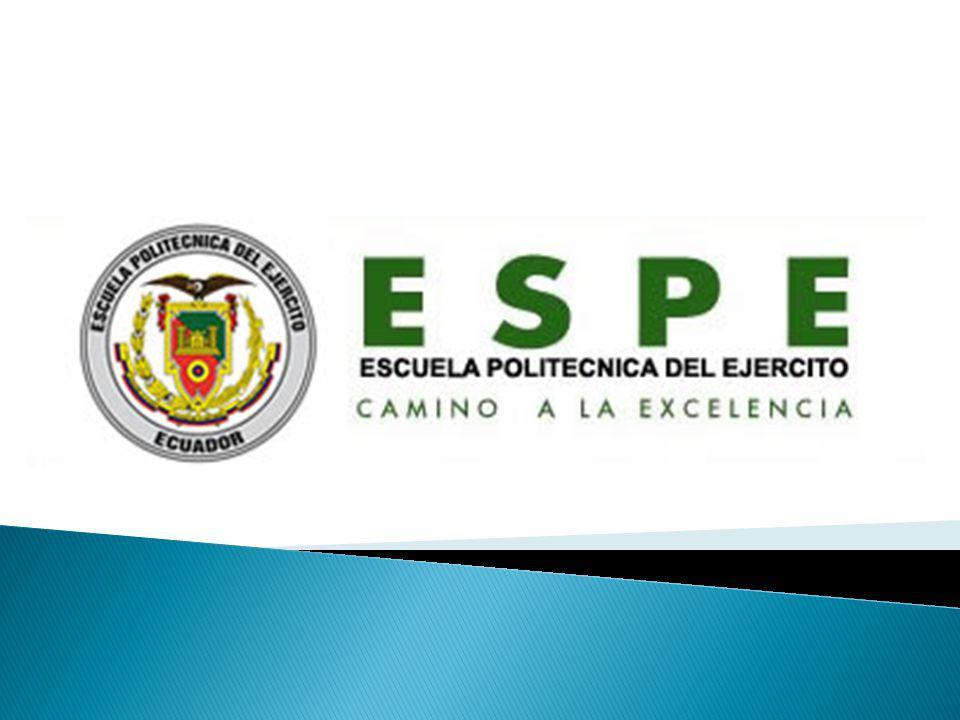 ESCUELA POLITÉCNICA DEL EJÉRCITO CARRERA DE CIENCIAS DE LA ACTIVIDAD FISICA DEPORTES Y RECREACIÓN.