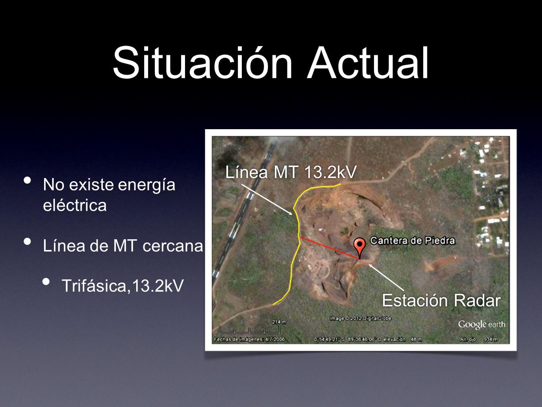 Sistema de Protección Estación Corriente Acometida Capacidad Termomagnético Isabela, Santa Cruz16.33ABipolar, 20A San Cristóbal9.98ATripolar, 10A Linea MT1.31AFusible tipo K, 2A