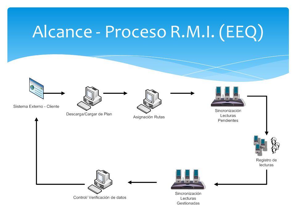 Alcance – Software R.M.I. (EEQ)