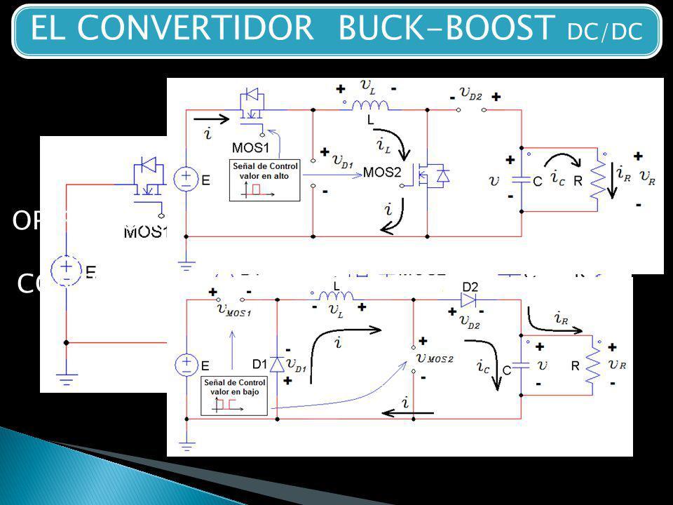 EL CONVERTIDOR BUCK-BOOST DC/DC OPERACIÓN MODO CONTINUO