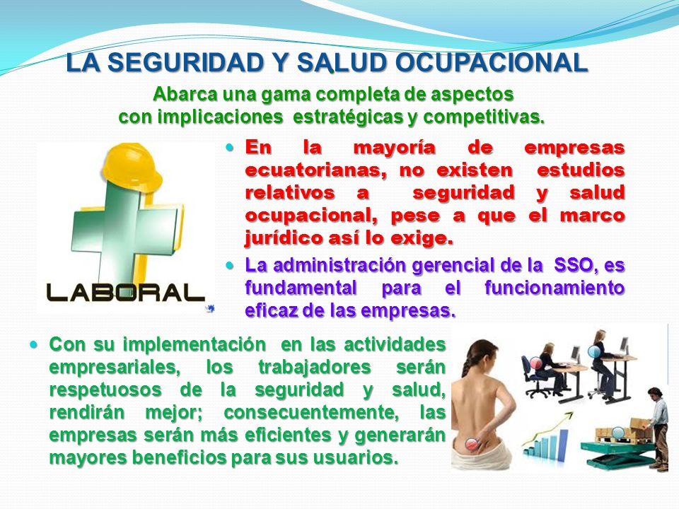 ALCANCE Y UTILIDAD DEL PRESENTE ESTUDIO ALCANCE Y UTILIDAD DEL PRESENTE ESTUDIO La identificación y evaluación de los riesgos laborales abarca a los empleados de Sepriv en la Estación El Beaterio ( Quito).
